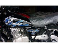 Suzuki Gs 150 S.e Special Discount Package With Registration for sale