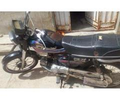 Crown Lifan Bike 2012 for sale in good amount