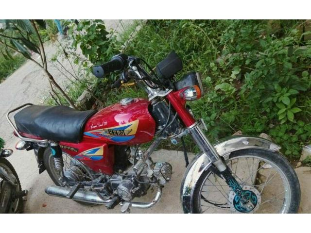 Hero 2011 model ICT number for sale in good amount