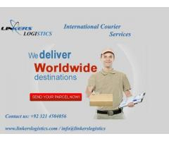 International Courier services Lahore Karachi Islamabad