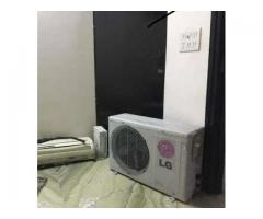 LG 2 ton AC for sale in good amount