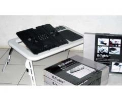 New E table for Laptop, portable stand foldable for sale