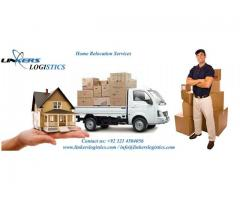 Home Shifting Services Provided By Linkers Packers & Movers