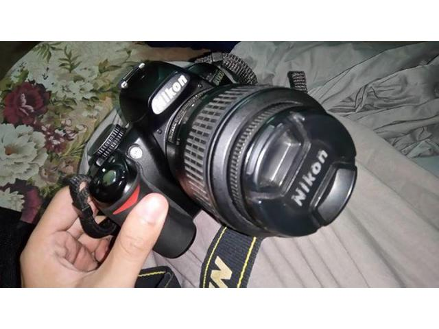 Nikon D3100 for sale in good amount