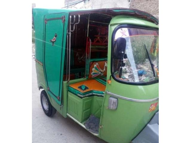 I m selling rikshaw excelent condition for sale