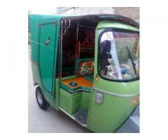 I m selling rikshaw excelent condition for sale