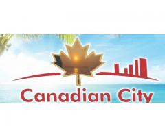 Canadian City Gwadar Residential Plots in Canadian CITY on easy installments