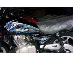 Suzuki Gs 150 S.e Special Package With Registration.SUNDAY OPEN