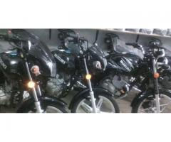 Suzuki Motorcycle GD110s (self start) With Reg and SUPER PACKAGE: