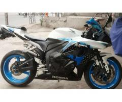 Honda cbr 600 cc orignal condition two brother exhaust