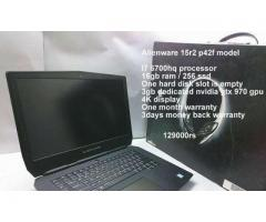 High end Gaming Laptops for sale contact us