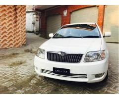 Corolla-X FOR SALE in good amount on your door step