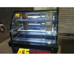 Cake Chiller Galaxy Granite Marble for sale in good amount