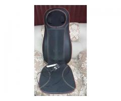 New hardly used premium massage chair FOR sale in good amount