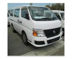 Nissan Carvan Hiace for sale in good amount