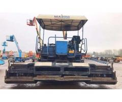MARINI MF 571 Asphalt Paver in Lahore Fresh import FOR SALE IN GOOD AMOUNT