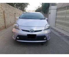 Toyota Prius 2013 G turing Full option for sale in good amount