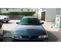 Toyota Corolla 98 Model Full geniune for sale in good price