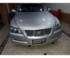 Mark x 250G model 2005 import 2008 FOR sale in good amount