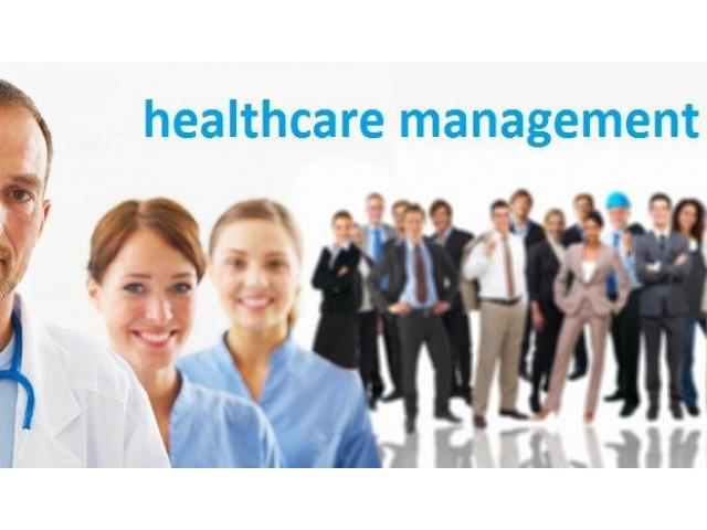 Staff required for Health care managment category salary is depend on education