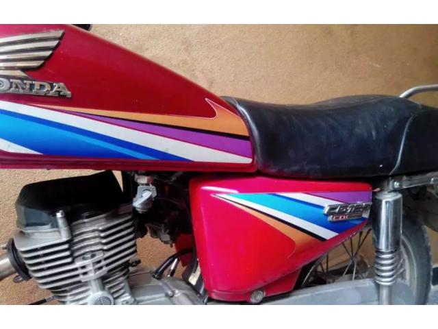 MOTOR BIKE FOR SALE PLEASE CALL US