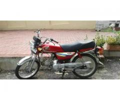 Honda 70 2014 Model for sale in good in price