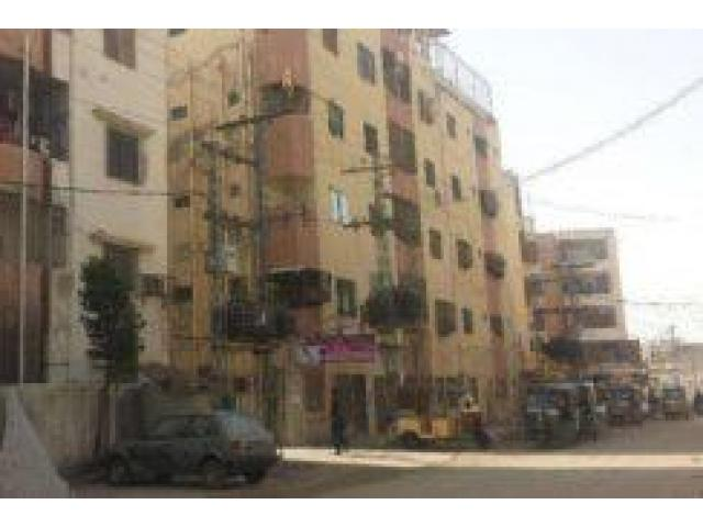 1 Bedroom Flat, Qasimabad Hyderabad on very easy installments