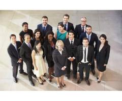 Male and female required for office work with a handsome salary
