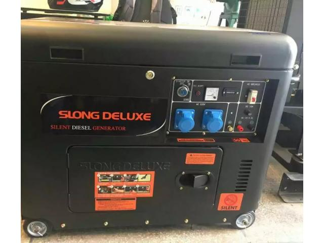 Generator  8 kev Quiet FOR sale amount is good