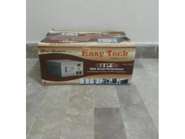 Easy Tech UPS Inverter 100% Copper winding one year warranty FOR sale