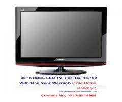 "32"" NOBEL LED TV"