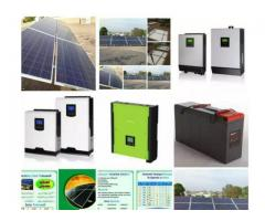 Get 1.5 ton inverter A.C free with 5 KW Solar for sale