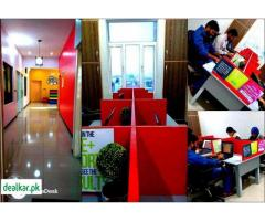 Sharedoffice Space In Karachi