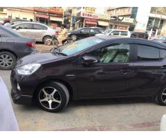toyota aqua 2014 FOR sale in good amount if you want