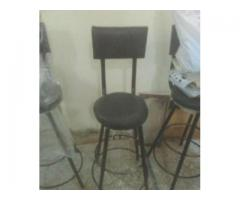 Long dinning chairs FOR SALE in good amount