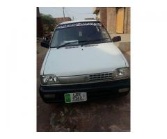 Suzuki Mehran FOR sale in good amount