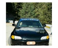 Urgent sale honda civic 95 for sale in good amount