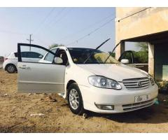 Toyota corolla 2.0D Saloon 2003 for sale in good price