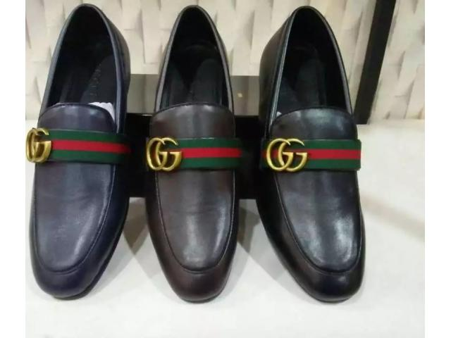 Gucci loafers and formal shoes. With original box and dust bag for sale
