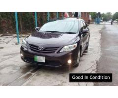 Toyota Corolla Altis SR 1.6 2012 FOR SALE IN GOOD HANDS