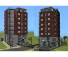 2 Beds Flat in Allah Noor Apartment Vip Block 7 Gulshan e Iqbal for sale