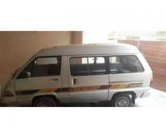 Toyota towance van for sale in good amount