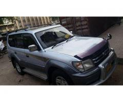 Toyota Land-cruiser for sale in good amount