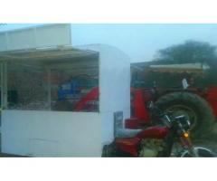 Brand New Road Prince 150 Cc Rickshaw Use For Any Thing for sale