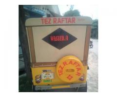 Rickshaw Tez,Rafter for sale in good amount