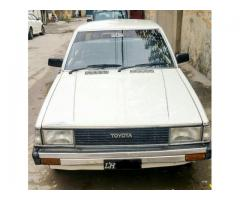 Toyota Corolla 82 for sale in good amount