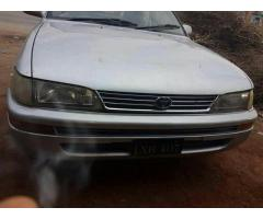 TOYOTA COROLLA INDUS 1,3 URGENT FOR SALE IN GOOD AMOUNT