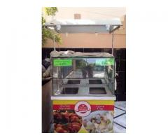 Macrowni & Cream Fruit Counter for sale in good amount