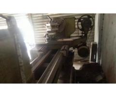 Lathe machine and complete workshop FOR SALE