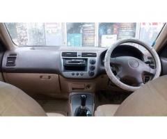 Honda civic for sale urgent that amount is very reasonable